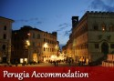 Perugia Accommodation